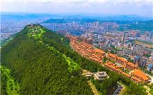 四川盐亭县积极创建国家森林城市