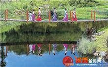 福建:长汀三洲的规划和建设湿地公园