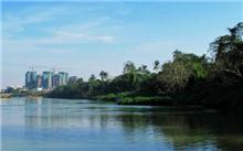 海南:琼海万泉河景观长廊基本完成