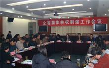 """安徽:蚌埠市林权制度改革,启动了""""绿色经济"""""""