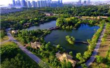 河南:许昌县全力推进生态园林城市建设