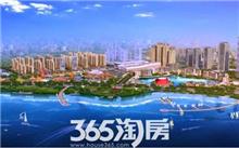 安徽:合肥,巢湖,一个百亿元的治理投资