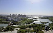 南邢台县机关积极争创国家园林城市