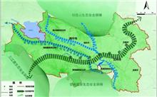 郑州:生态廊道构建城市生态屏障