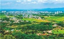 海南省万宁市在2013年共完成35,277.8亩造林