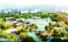四川遂宁全球的现代生态园林城市建设