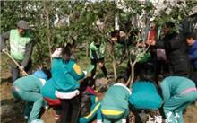 上海:社区绿化嘉定区建设更要保护