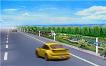 """石家庄:民心河北线将打造""""碧桃一条路""""园林景观"""