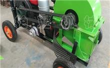 成都:园林垃圾绿色处置废弃物成有机肥料