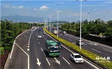 福州:三环路绿化景观提升完工