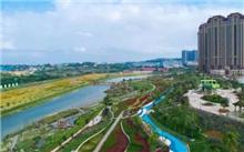 银川人工湿地成城市后花园 市区湿地率达10.65%
