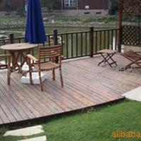 供应防腐木碳化木平台