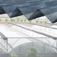 夏日奉献 黑色遮阳网 防晒网2针 遮阳率70% 遮荫网 新料+UV