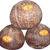 供应批发海南水果上等椰皇、椰子,50个起发货