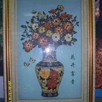 蝴蝶标本画