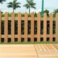 厂家直销  园艺护栏 防腐木护栏 户外木制护栏 (可定做)