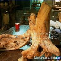 印度檀香树头(较好根雕材料,老料)