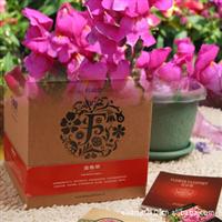 [礼盒包装盒] 金鱼草花种新年开业乔迁花卉礼品家庭盆载鲜花礼盒
