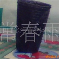 价格实惠 专业生产供应黑色营养钵