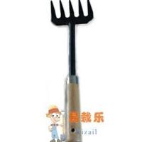 【都市农夫】园艺铁耙  是家庭种花、松土的上佳园艺工具
