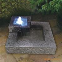 工程建筑装修设计景观搭配建筑石材喷雾喷泉石材