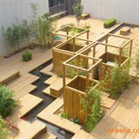 室内外木地板、防腐木栅栏、宠物屋、异形材、铺装找北京润实盛然