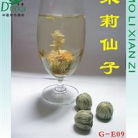 【福鼎白茶 厂家直销】工艺茶-茉莉仙子(白茶,福鼎白茶)