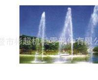 2寸 DN50 加气喷头 玉柱喷头 掺气喷头 水景 喷泉喷头