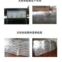 供应富含天然活性物质 可激活植物生长发育所需要的有机肥料