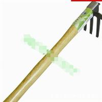 园林工具常州金田不锈钢四齿耙4006