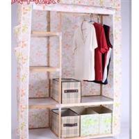 新型环保组合衣柜/无纺布衣柜/简易布衣柜
