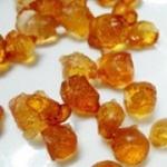 纯天然无添加桃胶物美价廉的美容品
