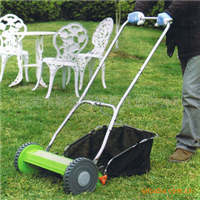 上海沃施园艺-手推卷轴割草机1360(草坪机)锄草机打草机