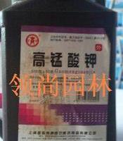 卫生用高锰酸钾PP粉花卉植物杀菌消毒剂家庭清洁500克/瓶