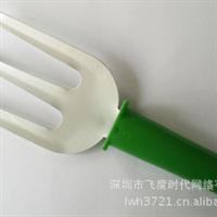 园艺工具铲种花种菜工具不锈钢塑料柄园林工具套装