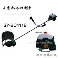 便携式多功能家用小型汽油割稻机麦子牧草收割机新款特价BC411B