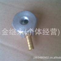 2分机床附件冷却管磁座水管底座万向冷却油管座机床附件1/4分