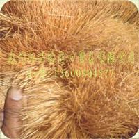 供应椰丝(白色和棕色用于制刷子和扫把)