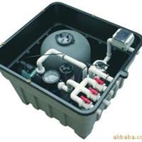 上海益源供应无机房泳池水处理设备一体化过滤器
