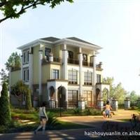 专业建造防腐木别墅、专业的木屋、会所设计施工单位。