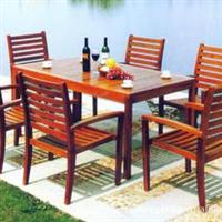 户外家具、优质进口山樟木、做工考究、经久耐用、漂亮新颖