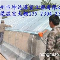 大同简易连栋大棚最低价格 温室大棚专业设计安装