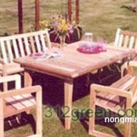 供应户外家具、塑木制品、木结构景观