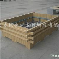 供应塑木花盆