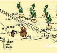 供应小管出流灌溉系统