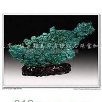 供应纯天然绿松石观赏奇石