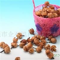 供应玫瑰果(棉花果),天然材料,天然干花,干草