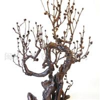 供应木雕、根雕、傲梅、梅花、家居装饰