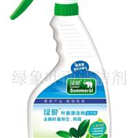 供应绿象植物叶面生态清洁剂