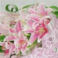 供应香水百合花束
